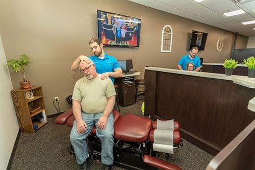 Chiropractor Erie PA Joseph Moon