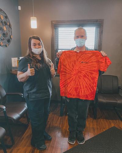 Chiropractic Erie PA Patient Graduation