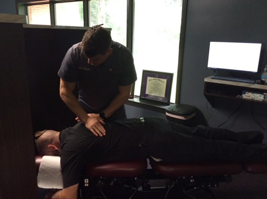 Chiropractic Corry PA Treatment at Iadeluca Chiropractic